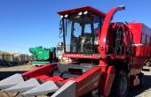 茎穗兼收玉米收获机能否适应国内用户需求?