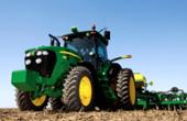 约翰迪尔JDT600型拖拉机转向器故障检修