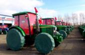 拖拉机冬季使用时的注意事项